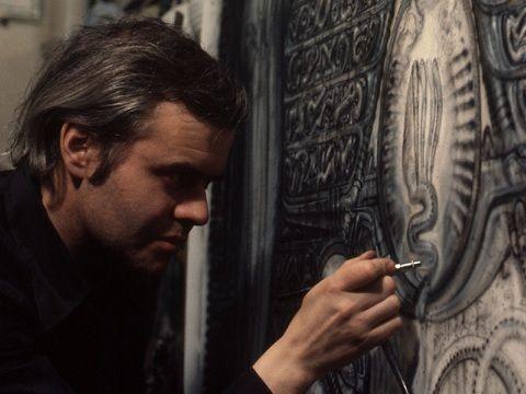 Addio a H.R.Giger ('Alien'), lavorò per EL&P, Dead Kennedys, Korn