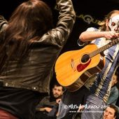 15 gennaio 2015 - Teatro La Claque - Genova - Tre Allegri Ragazzi Morti in concerto