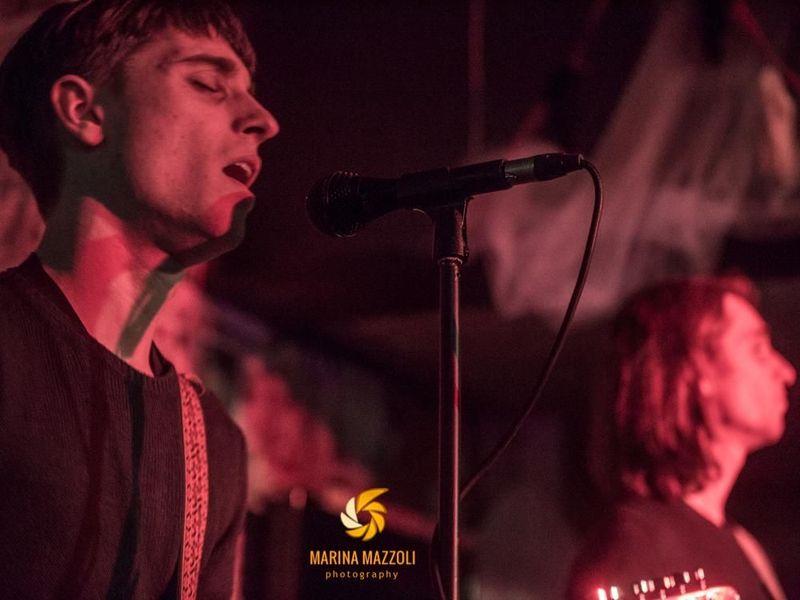 30 marzo 2018 - Giardini Luzzati - Love What You Love - Genova - Puerto Plata Market in concerto