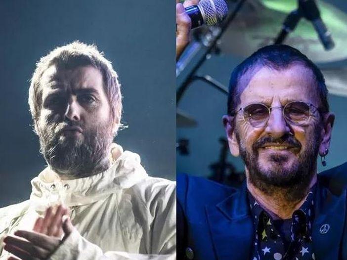 Il figlio di Liam Gallagher e il nipote di Ringo Starr in tribunale