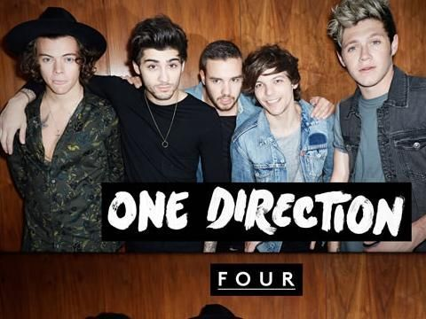One Direction, il nuovo album 'Four' esce il 17 novembre. Subito 'Fireproof'