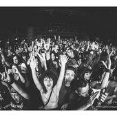 12 novembre 2015 - Live Club - Trezzo sull'Adda (Mi) - Backyard Babies in concerto