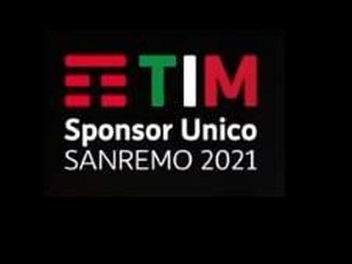 Sanremo 2021: TIM sponsor unico