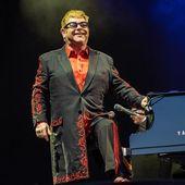 16 luglio 2016 - Anfiteatro Camerini - Piazzola sul Brenta (Pd) - Elton John in concerto