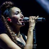 27 agosto 2015 - Teatro Ariston - Sanremo (Im) - Nina Zilli in concerto