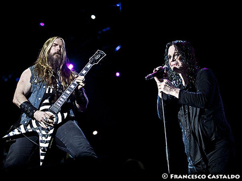24 giugno 2012 - Gods of Metal 2012 - Arena Concerti Fiera - Rho (Mi) - Ozzy Osbourne in concerto