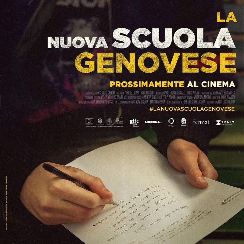 """""""La Nuova Scuola Genovese"""": un docufilm sul rapporto fra rap e cantautorato. VIDEO."""