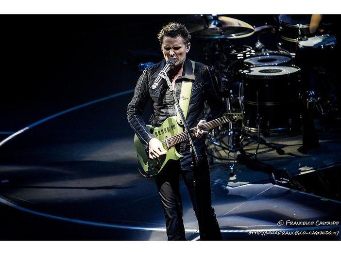 Muse, microaggiornamento dallo studio... e Bellamy condivide un video del figlio alla batteria - GUARDA