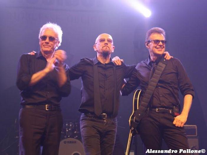 Enrico Ruggeri e i Decibel, a Sanremo per omaggiare David Bowie