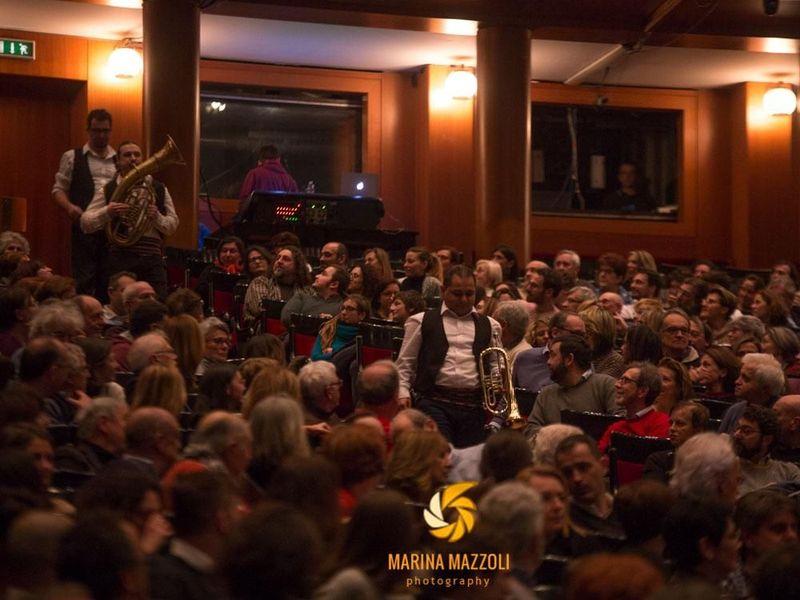 13 febbraio 2018 - Teatro Carlo Felice - Genova - Goran Bregovic in concerto