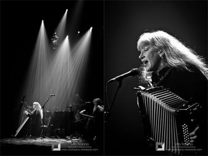 17 Aprile 2012 - Teatro delle Celebrazioni - Bologna - Loreena McKennitt in concerto