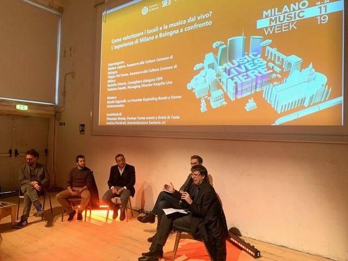 Milano Music Week, la seconda giornata: come si fa una playlist?