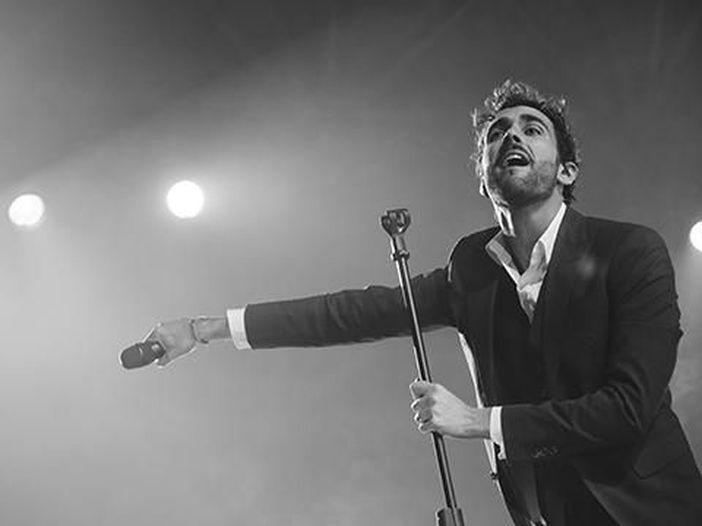 Marco Mengoni, a Berlino un duetto dal vivo con Tom Walker - FOTO / VIDEO