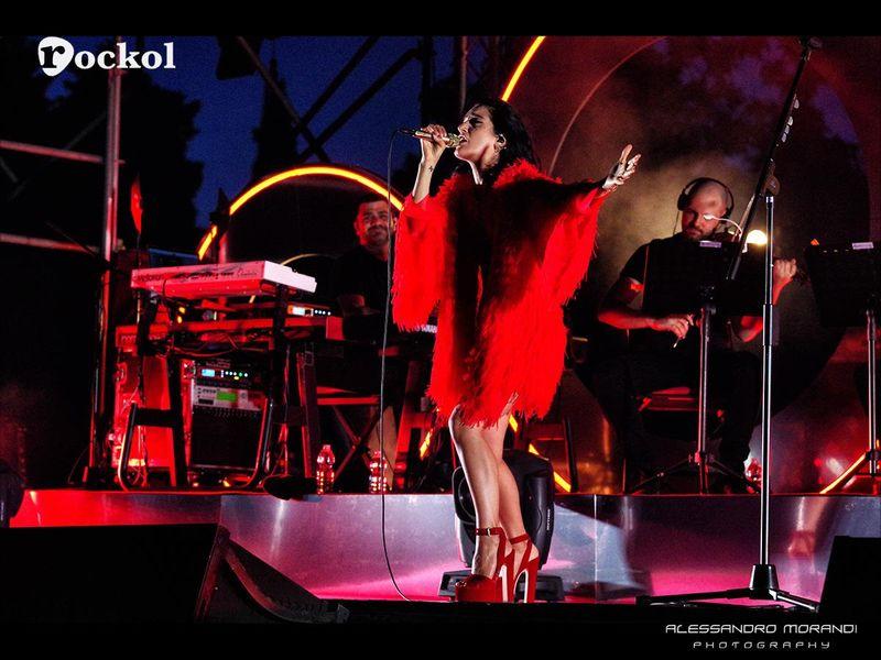 10 luglio 2019 - Teatro Romano - Fiesole (Fi) - Levante in concerto