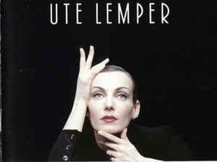 Ute Lemper canta Nick Cave, Elvis Costello, Tom Waits, Philip Glass, Scott Walker