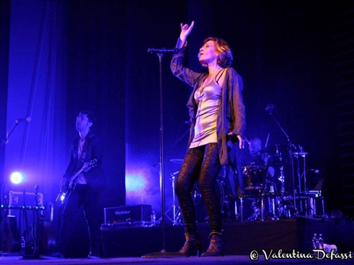 Irene Grandi e il ritorno ai live: 'Il palco? Una gioia'