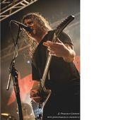 9 dicembre 2016 - Live Club - Trezzo sull'Adda (Mi) - Airbourne in concerto