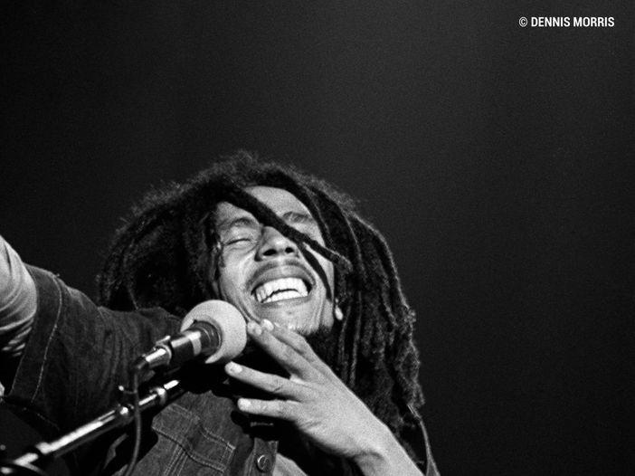 "Bob Marley: ""The Legend"" a San Siro 40 anni fa"