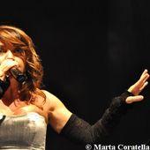 23 Ottobre 2010 - Atlantico Live - Roma - Cristina D'Avena in concerto