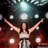 11 giugno 2016 - Stadio Olimpico - Roma - Laura Pausini in concerto