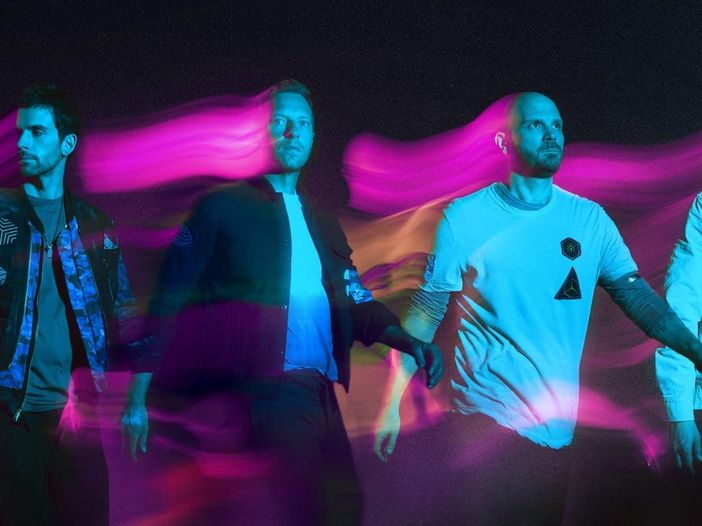 La musica dei Coldplay va nello spazio: tutti i dettagli