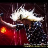 17 luglio 2014 - Pistoia Blues Festival - Piazza del Duomo - Pistoia - Kills in concerto