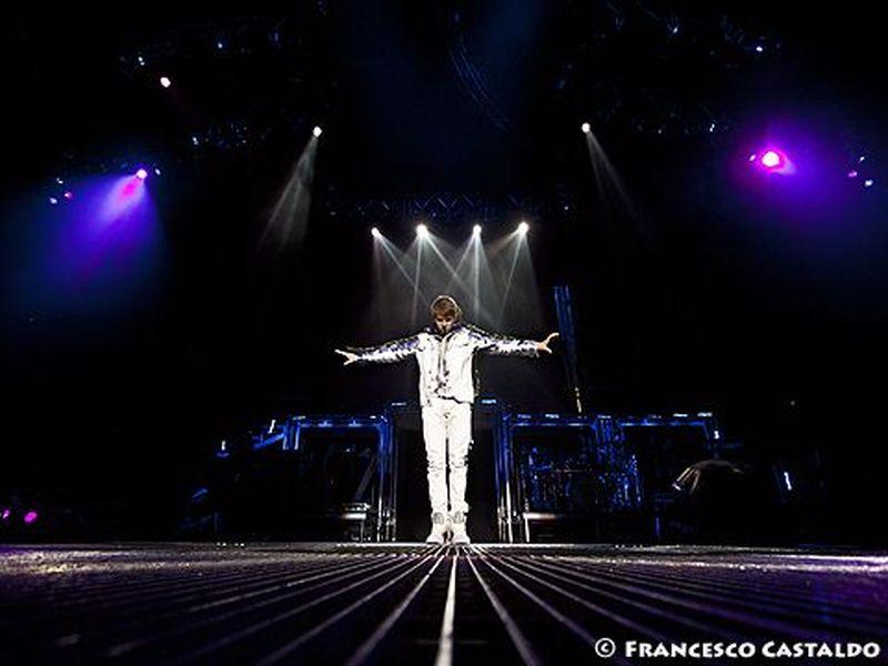 9 Aprile 2011 - MediolanumForum - Assago (Mi) - Justin Bieber in concerto