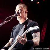 22 Giugno 2009 - MediolanumForum - Assago (Mi) - Metallica in concerto