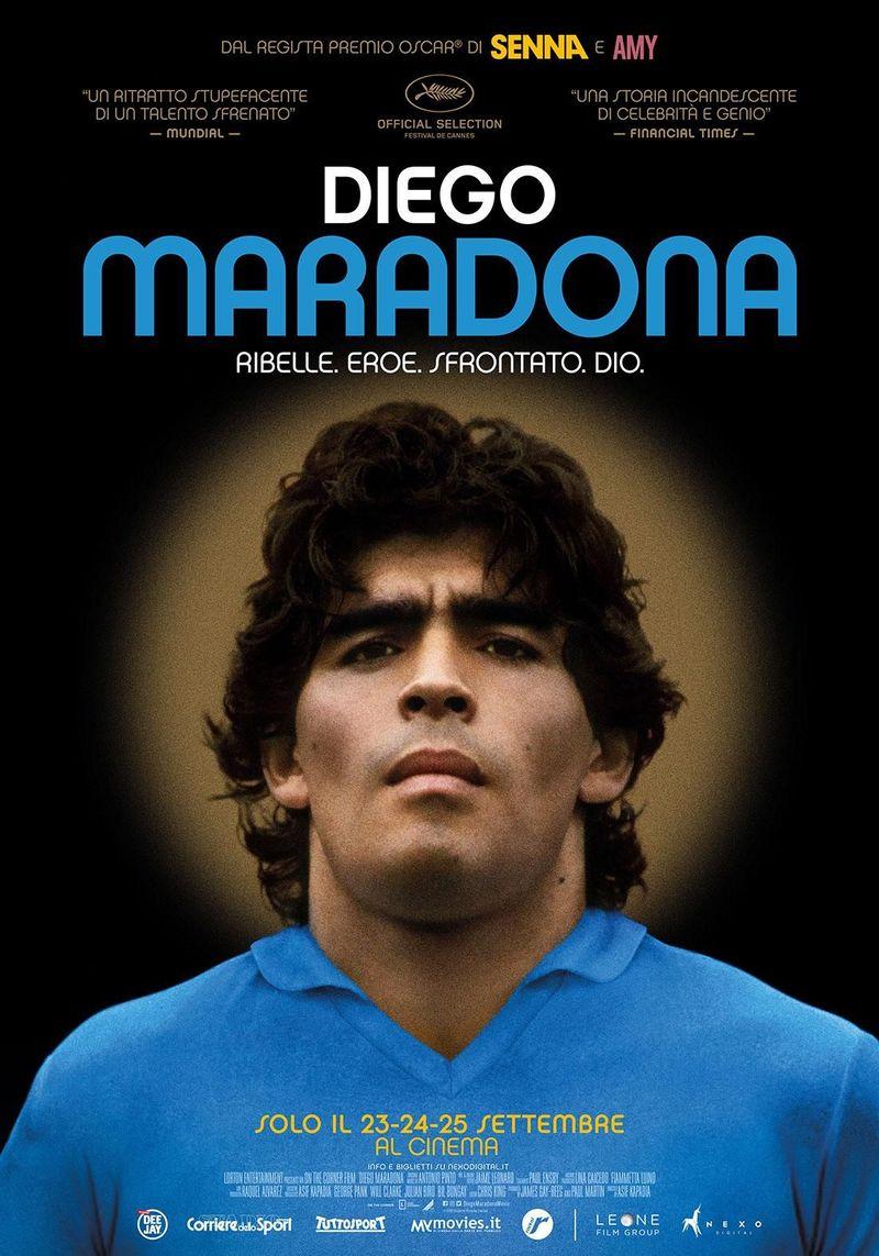 In morte di Maradona: gli omaggi del mondo della musica