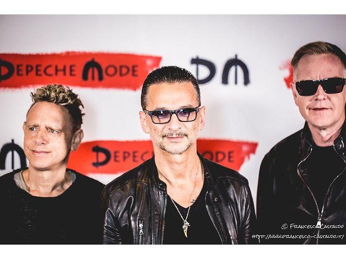 """Depeche Mode, un video a 360° per """"Goin' backwards"""""""