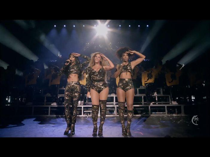 Beyoncé, al Coachella reunion con le Destiny's Child