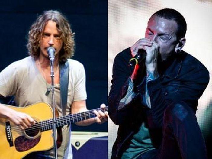 Corey Taylor: 'E' da immaturi definire Chris Cornell e Chester Bennington 'codardi''