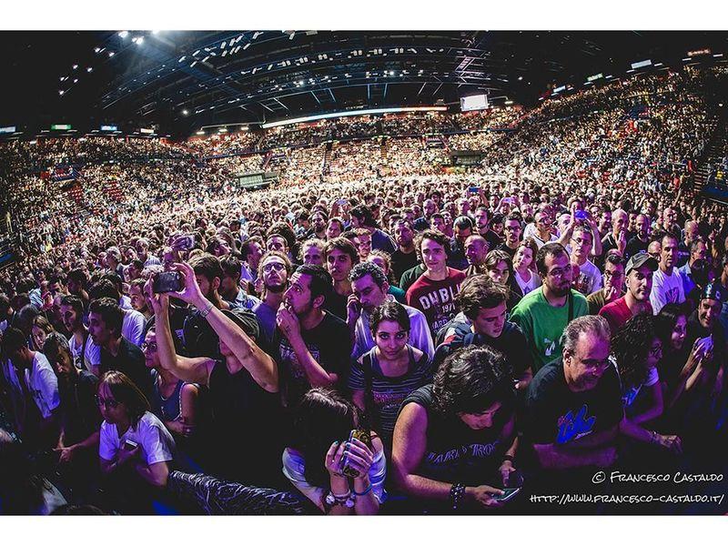 19 settembre 2016 - MediolanumForum - Assago (Mi) - Who in concerto