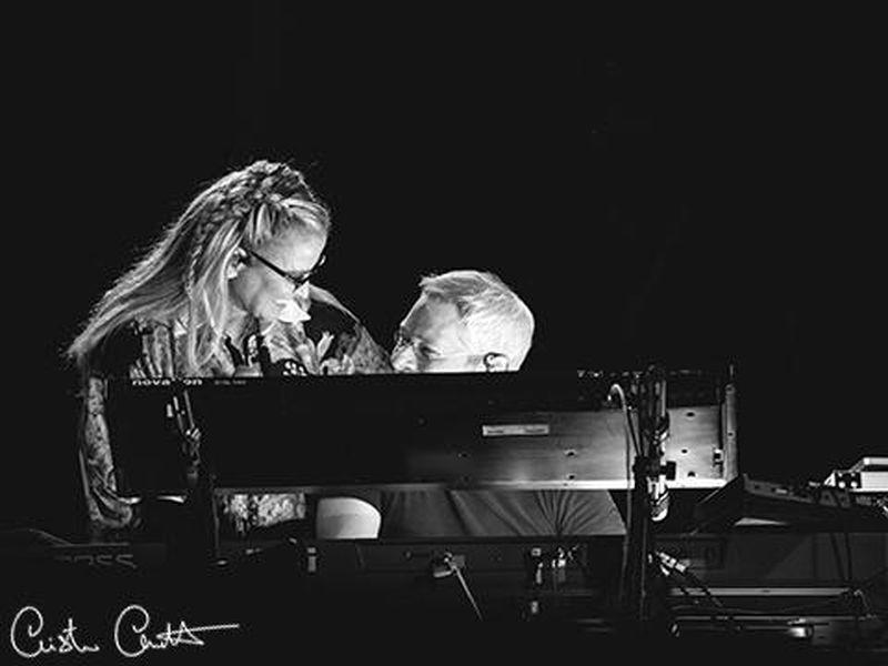 25 luglio 2015 - Hydrogen Festival - Anfiteatro Camerini - Piazzola sul Brenta (Pd) - Anastacia in concerto