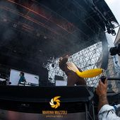 21 luglio 2018 - Arena del Mare - Genova - Mudimbi in concerto