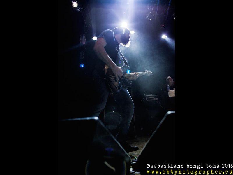 12 marzo 2016 - The Cage Theatre - Livorno - Appaloosa in concerto