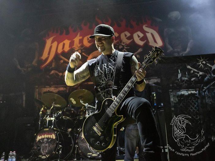 """Hatebreed, a novembre il nuovo album """"Weight Of The False Self"""""""