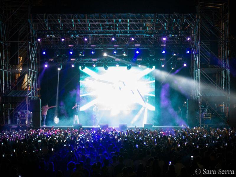 30 giugno 2019 - Rock in Roma - Ippodromo delle Capannelle - Roma - Capo Plaza in concerto