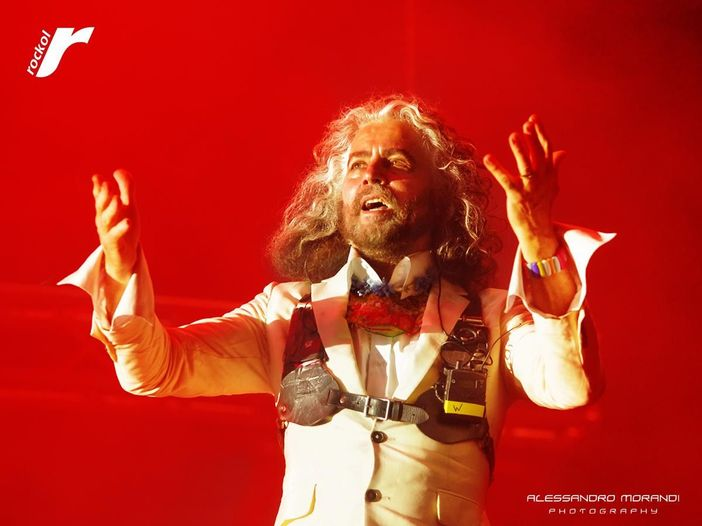 """Flaming Lips: in uscita """"The Soft Bulletin Recorded Live at Red Rocks"""""""