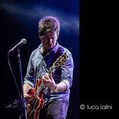8 luglio 2015 - Hydrogen Festival - Anfiteatro Camerini - Piazzola sul Brenta (Pd) - Noel Gallagher in concerto