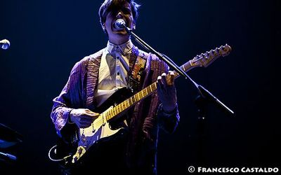 20 novembre 2012 - MediolanumForum - Assago (Mi) - Spector in concerto