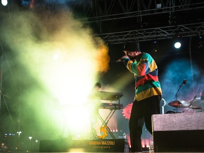 16 luglio 2021 - Balena Festival - Porto Antico - Genova - Frah Quintale in concerto