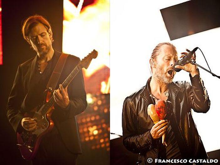 Radiohead dal vivo dopo quattro anni, parte questa sera da Amsterdam il nuovo tour: il racconto dell'attesa - FOTO