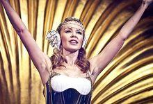 Kylie Minogue, una canzone inedita per promuovere il turismo britannico in Australia. Video