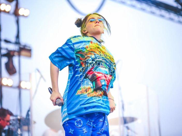 Billie Eilish a undici anni scrisse una canzone sul suicidio