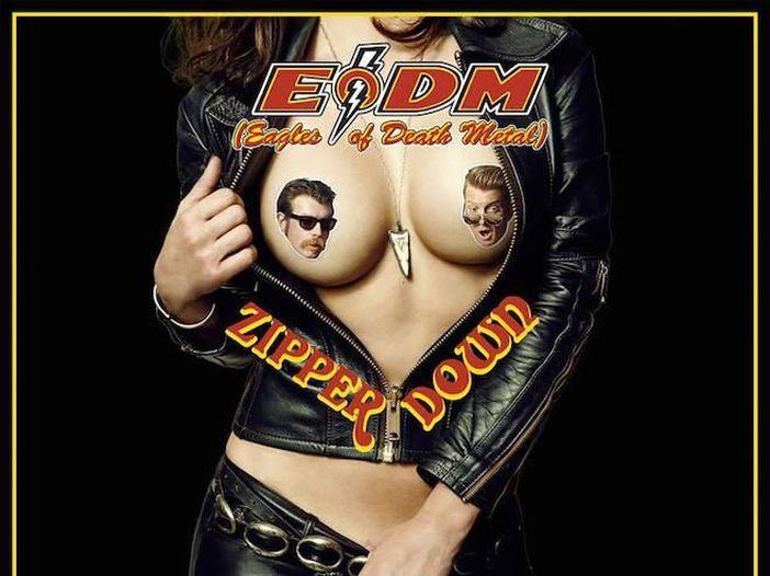 """Eagles of Death Metal: il nuovo album """"Zipper down"""" (che esce il 2 ottobre) è in streaming - ASCOLTA"""
