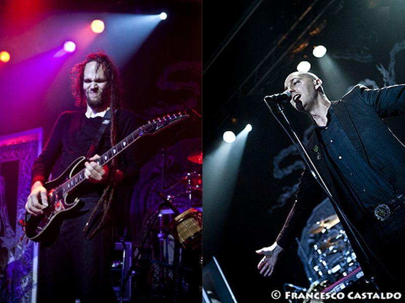 8 ottobre 2012 - Alcatraz - Milano - Soen in concerto