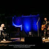 9 luglio 2017 - Anfiteatro Bindi - Santa Margherita Ligure (Ge) - Filippo Graziani in concerto