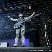 24 giugno 2013 - Ippodromo del Galoppo - Milano - Bullet for my Valentine in concerto