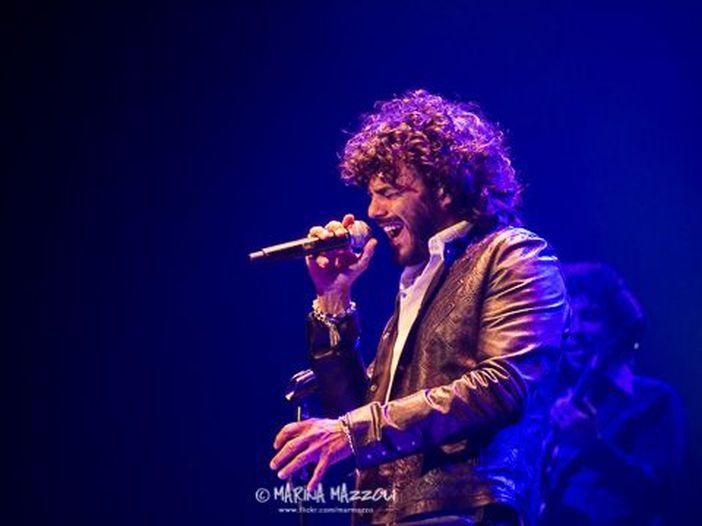 Francesco Renga, l'anteprima del 'Tempo reale tour' a Roma: live report